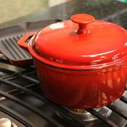 Enamel Cast Iron Cookware