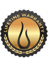Best-In-Class Lifetime Warranty