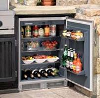 Outdoor Compact Refrigerator